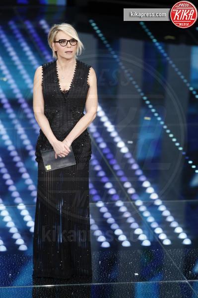 Maria De Filippi - Sanremo - 07-02-2017 - Sanremo 2017: le foto della prima serata