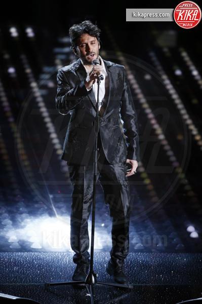 Fabrizio Moro - Sanremo - 07-02-2017 - Sanremo 2017: le foto della prima serata