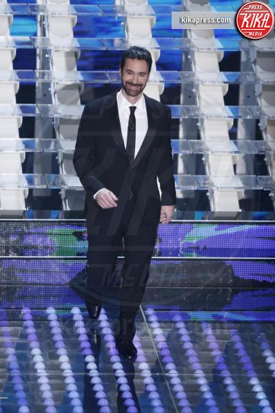 Raoul Bova - Sanremo - 07-02-2017 - Sanremo 2017: le foto della prima serata