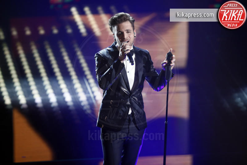 Alessio Bernabei - Sanremo - 07-02-2017 - Cristina D'Avena is back: ecco chi canta con lei nel nuovo album
