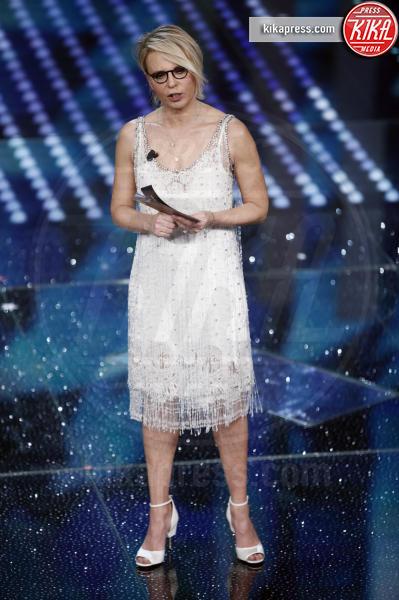 Maria De Filippi - Sanremo - 07-02-2017 - Morgan lascia Amici di Maria De Filippi. Ecco perché