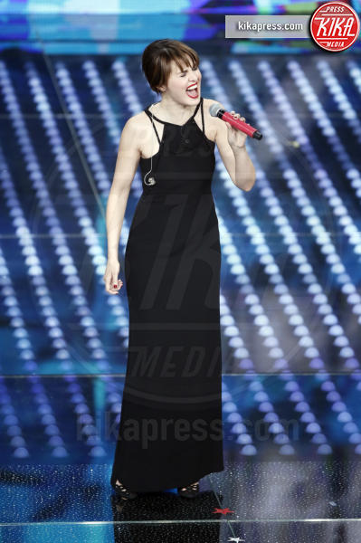 Paola Cortellesi - Sanremo - 07-02-2017 - Sanremo 2017: le foto della prima serata