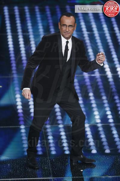 Carlo Conti - Sanremo - 08-02-2017 - Sanremo 2017: le foto della prima serata