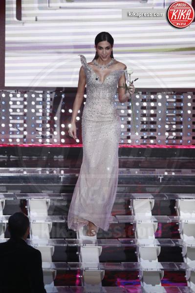 Rocio Munoz Morales - Sanremo - 08-02-2017 - Sanremo 2017: le foto della prima serata