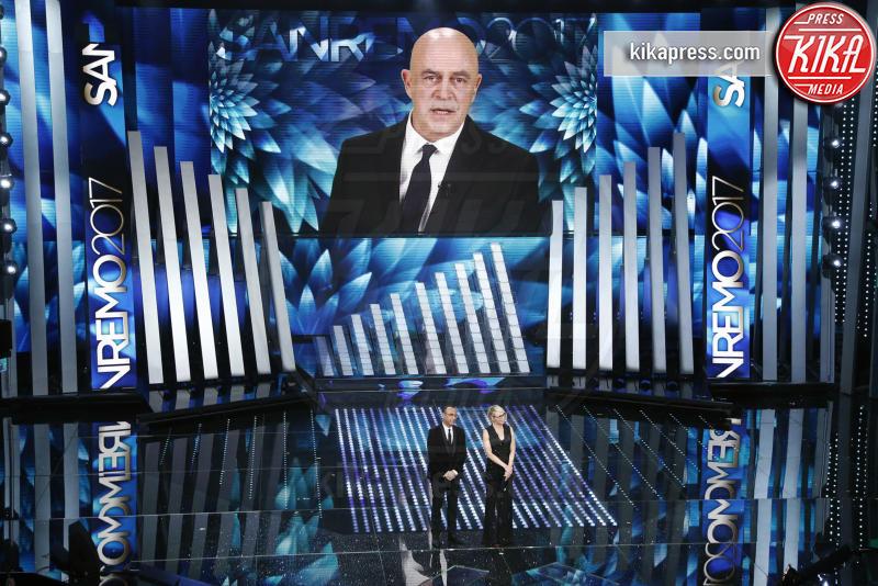 Maurizio Crozza - Sanremo - 07-02-2017 - Sanremo 2017: le foto della prima serata