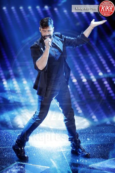 Ricky Martin - Sanremo - 07-02-2017 - Sanremo 2017: le foto della prima serata