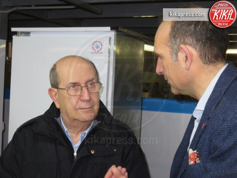 Riccardo Bertolino, Rigeneration, Ernesto Olivero - Torino - Rigeneration:diamo un calcio alla crisi e insegniamo un mestiere