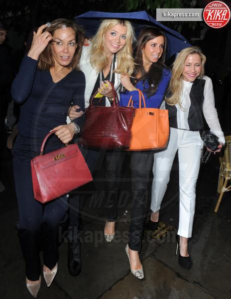 Heidi Range, Holly Willoughby, Tara Palmer-Tomkinson - Londra - 12-06-2013 - È morta Tara Palmer-Tomkinson, l'ex socialite aveva 45 anni