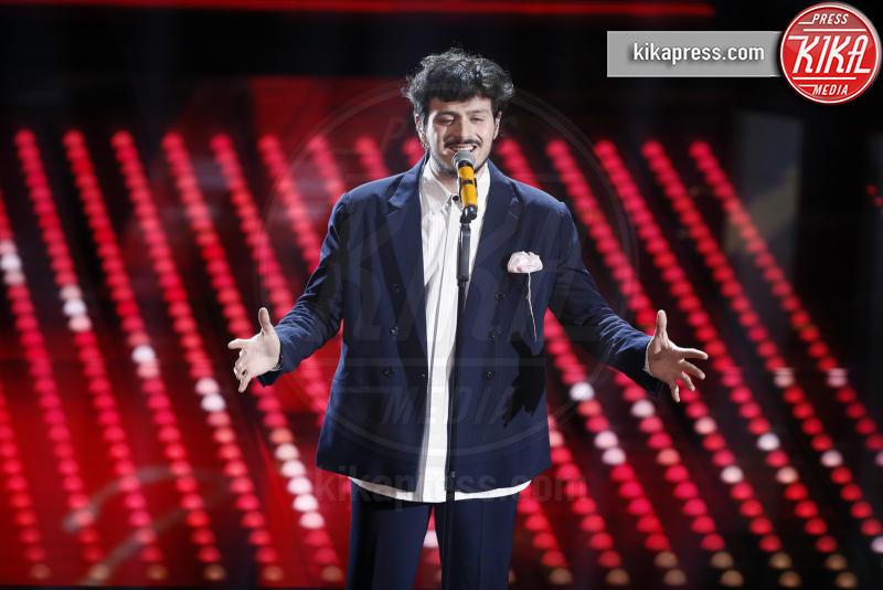 Leonardo Lamacchia - Sanremo - 08-02-2017 - Sanremo 2017: le foto della seconda serata