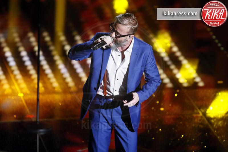 Marco Masini - Sanremo - 08-02-2017 - Sanremo 2017: le foto della seconda serata