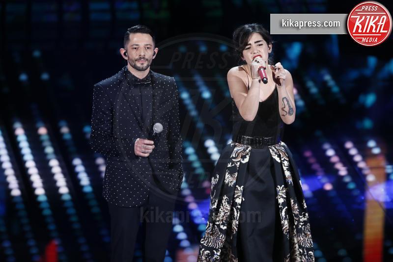 Alice Paba, Nesli - Sanremo - 08-02-2017 - Sanremo 2017: le foto della seconda serata