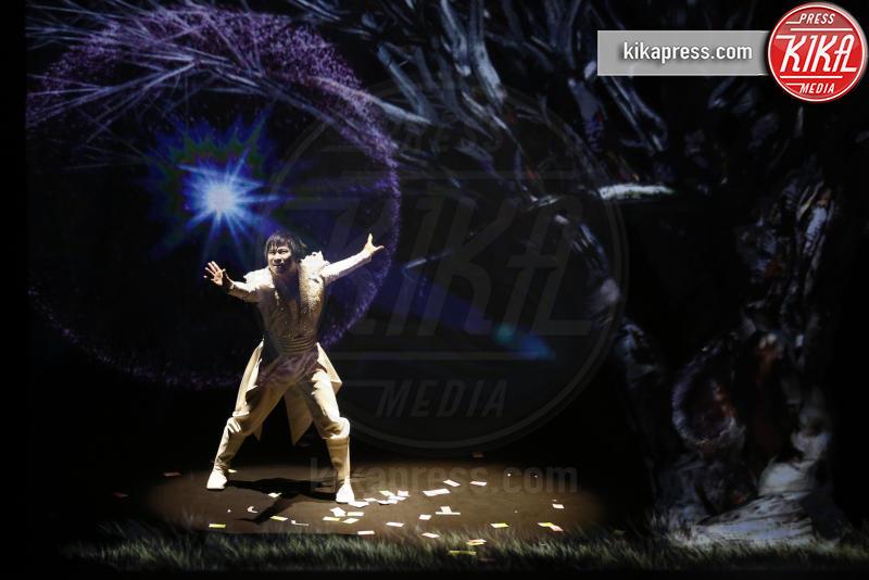 Hiroki Hara - Sanremo - 08-02-2017 - Sanremo 2017: le foto della seconda serata