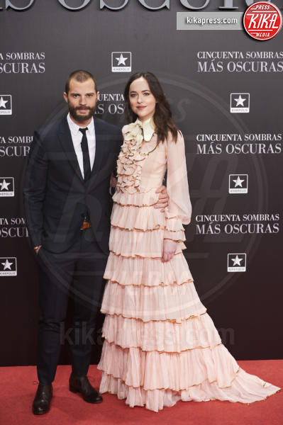Jamie Dornan, Dakota Johnson - Madrid - 08-02-2017 - Dakota Johnson: