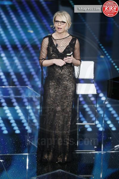 Maria De Filippi - Sanremo - 08-02-2017 - Morgan lascia Amici di Maria De Filippi. Ecco perché