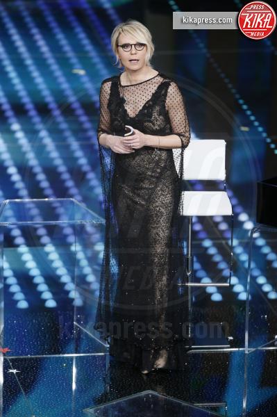 Maria De Filippi - Sanremo - 08-02-2017 - Sanremo 2017: le foto della seconda serata