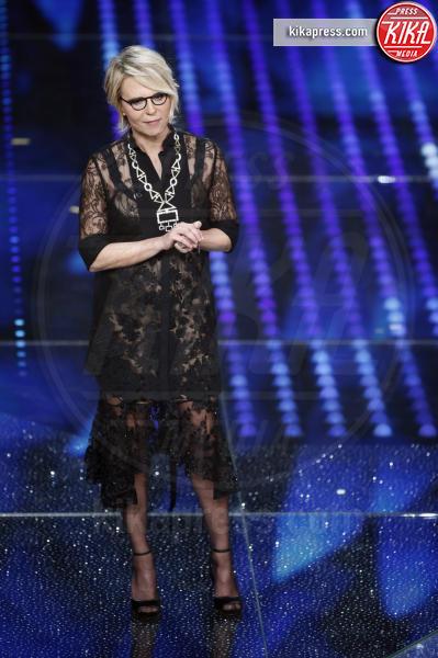 Maria De Filippi - Sanremo - 10-02-2017 - Morgan lascia Amici di Maria De Filippi. Ecco perché