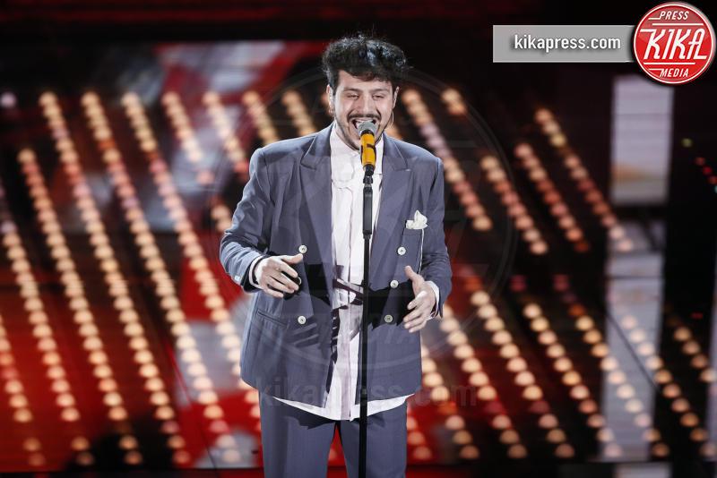 Leonardo Lamacchia - Sanremo - 10-02-2017 - Sanremo 2017, tutte le emozioni della quarta serata