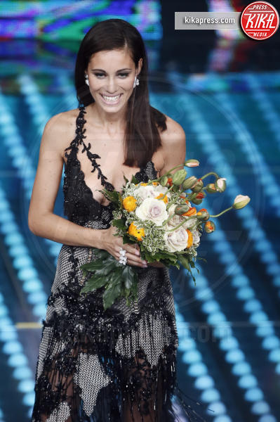 Marica Pellegrinelli - Sanremo - 10-02-2017 - Sanremo 2017, tutte le emozioni della quarta serata