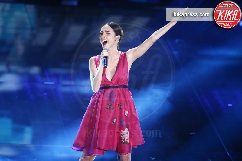 Lodovica Comello - Sanremo - 10-02-2017 - Sanremo 2017, tutte le emozioni della quarta serata