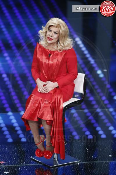 Virginia Raffaele - Sanremo - 10-02-2017 - Sanremo 2017, tutte le emozioni della quarta serata
