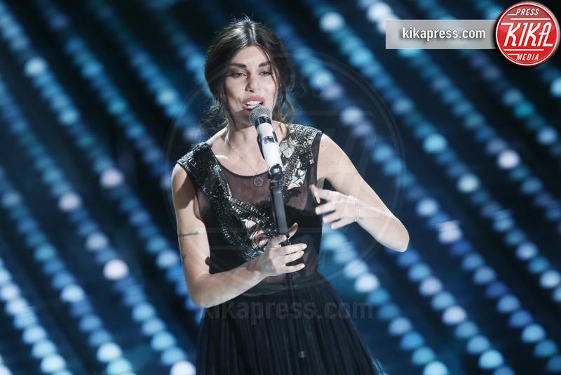Bianca Atzei - Sanremo - 10-02-2017 - Sanremo 2017, tutte le emozioni della quarta serata