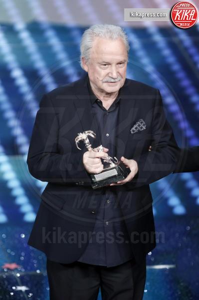 Giorgio Moroder - Sanremo - 11-02-2017 - Sanremo 2017, tutte le emozioni della quarta serata