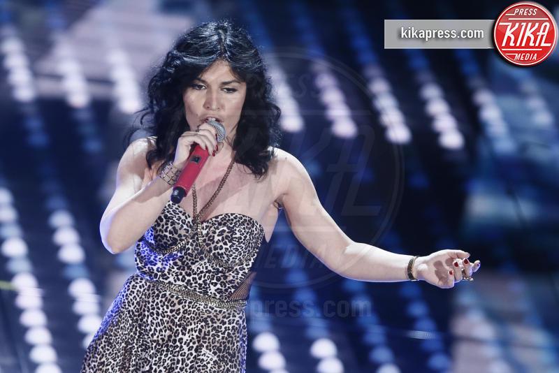 Giusy Ferreri - Sanremo - 11-02-2017 - Sanremo 2017, tutte le emozioni della quarta serata