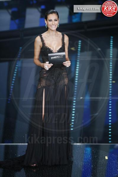 Marica Pellegrinelli - Sanremo - 11-02-2017 - Sanremo 2017, tutte le emozioni della quarta serata
