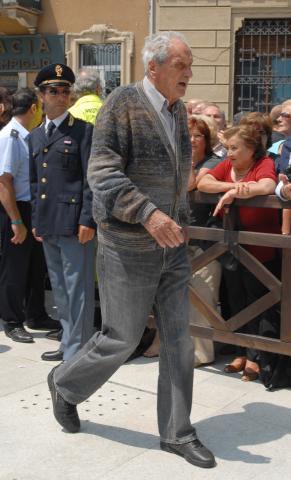 Ottavio Missoni - Legnano - 20-06-2007 - E' morto a novantadue anni Ottavio Missoni