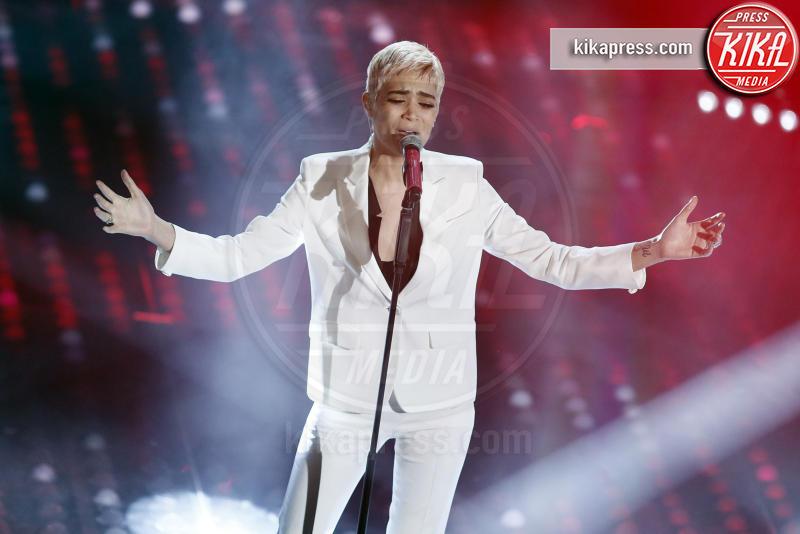 Elodie - Sanremo - 11-02-2017 - Sanremo 2017: le foto della serata finale
