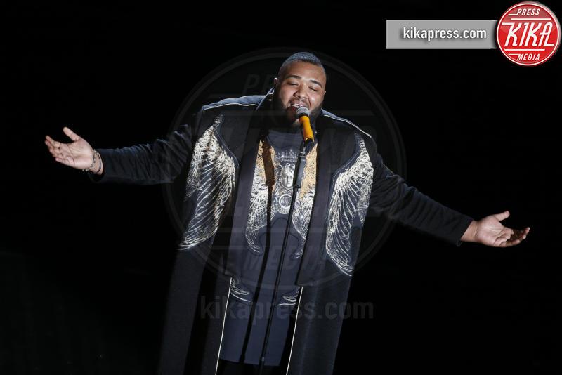 Sergio Sylvestre - Sanremo - 11-02-2017 - Sanremo 2017: le foto della serata finale