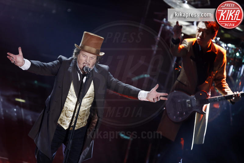 Zucchero - Sanremo - 11-02-2017 - Sanremo 2017: le foto della serata finale