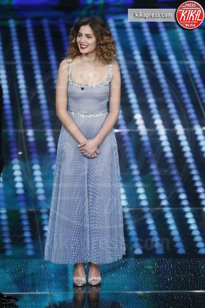 Giusy Buscemi - Sanremo - 11-02-2017 - Sanremo 2017: le foto della serata finale