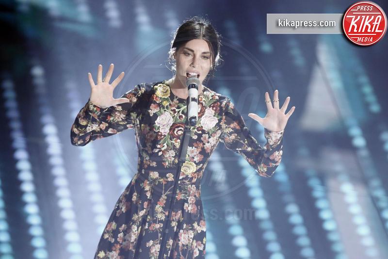 Bianca Atzei - Sanremo - 11-02-2017 - Sanremo 2017: le foto della serata finale