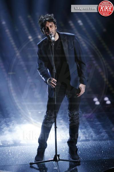 Fabrizio Moro - Sanremo - 11-02-2017 - Sanremo 2017: le foto della serata finale