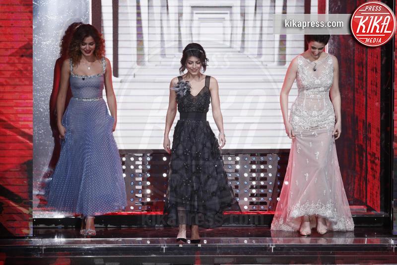 Giusy Buscemi, Diana del Bufalo, Alessandra Mastronardi - Sanremo - 11-02-2017 - Sanremo 2017: le foto della serata finale