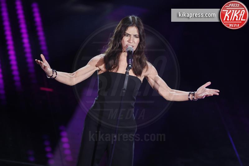 Paola Turci - Sanremo - 11-02-2017 - Sanremo 2017: le foto della serata finale