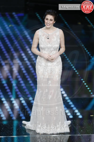 Diana del Bufalo - Sanremo - 11-02-2017 - Sanremo 2017: le foto della serata finale
