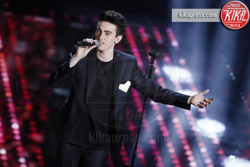 Michele Bravi - Sanremo - 11-02-2017 - Sanremo 2017: le foto della serata finale