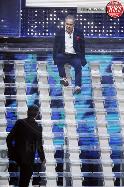 Enrico Montesano - Sanremo - 11-02-2017 - Sanremo 2017: le foto della serata finale
