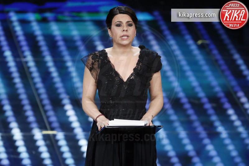 Geppi Cucciari - Sanremo - 12-02-2017 - Sanremo 2017: le foto della serata finale