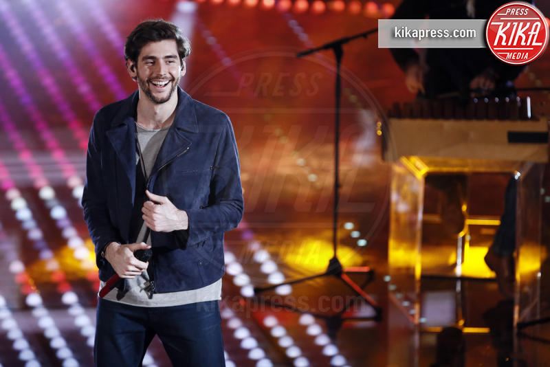 Alvaro Soler - Sanremo - 12-02-2017 - Sanremo 2017: le foto della serata finale