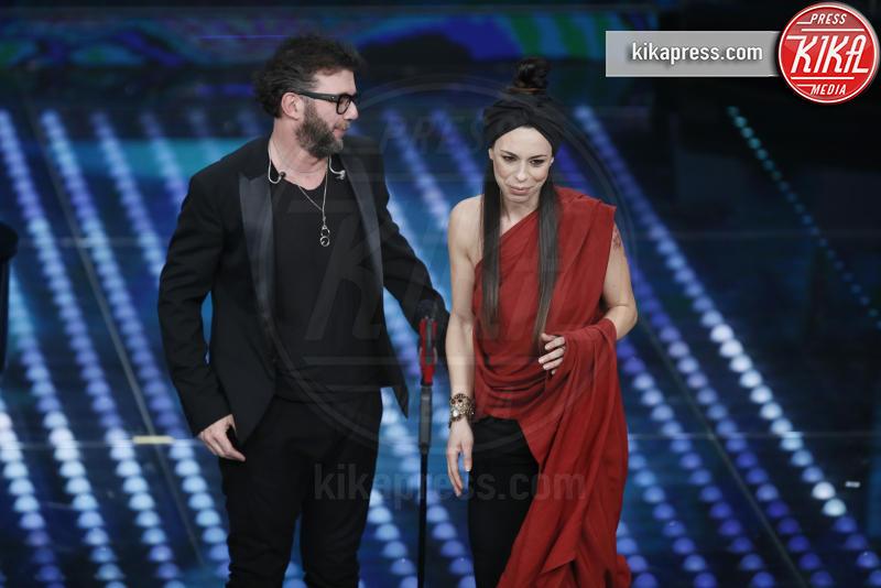 Amara, Paolo Vallesi - Sanremo - 12-02-2017 - Sanremo 2017: le foto della serata finale