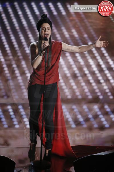 Amara - Sanremo - 12-02-2017 - Sanremo 2017: le foto della serata finale