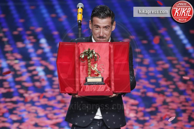 Francesco Gabbani - Sanremo - 12-02-2017 - Sanremo 2017: le foto della serata finale
