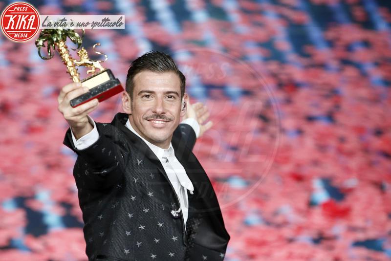Francesco Gabbani - Sanremo - 12-02-2017 - Sanremo, i vincitori degli ultimi 15 anni