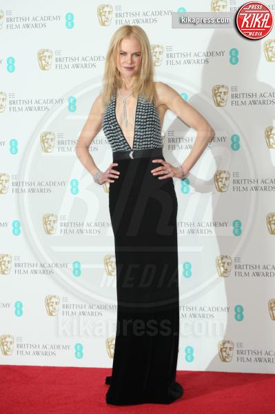 Nicole Kidman - Londra - 12-02-2017 - Nicole Kidman è la star meglio vestita del 2017 secondo People