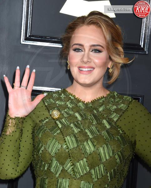 Adele - Los Angeles - 12-02-2017 - Adele di nuovo single, i motivi della separazione