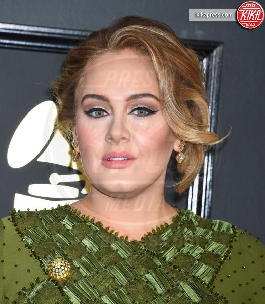 Adele - Los Angeles - 12-02-2017 - Le star che non sapevate avessero detto: Social? No grazie!