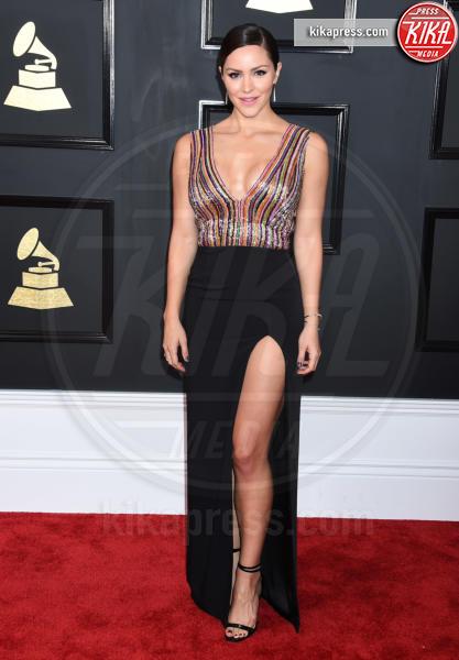 Katharine McPhee - Los Angeles - 12-02-2017 - Grammy Awards 2017: le dive prendono di petto il red carpet